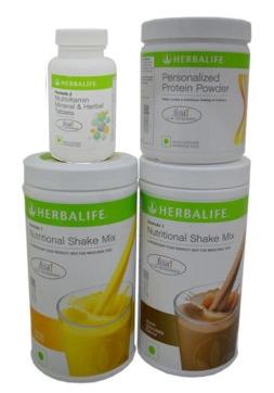 Herbalife Weight Gain Program Third Month